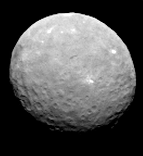 Ceres_RC1_single_frame_by_Dawn,_12_February_2015
