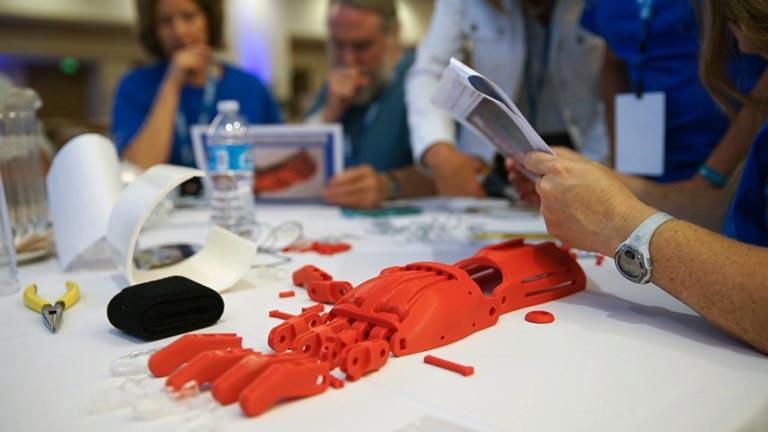 intel-e-nable-makeathon-for-3D-printed-prosthetics-to-haiti-parts