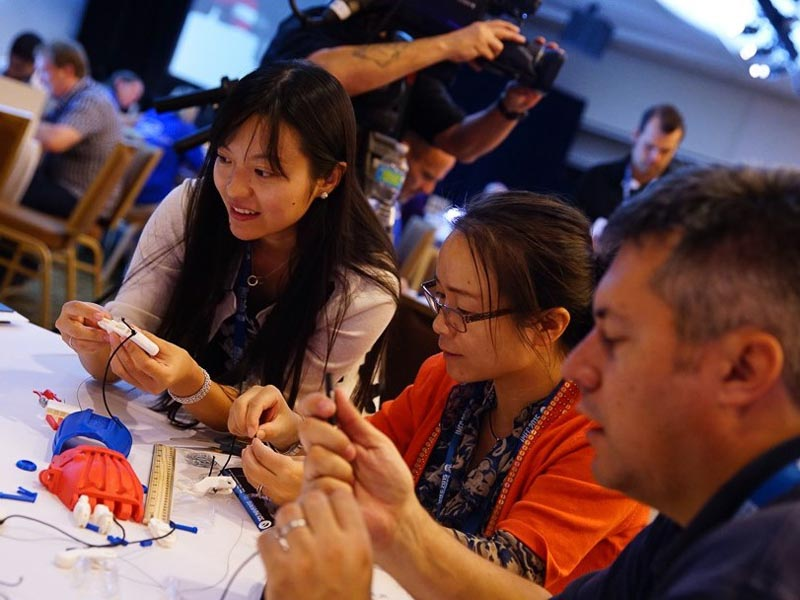 intel-volunteers-for-e-nable-makeathon-for-3D-printed-prosthetics-to-haiti
