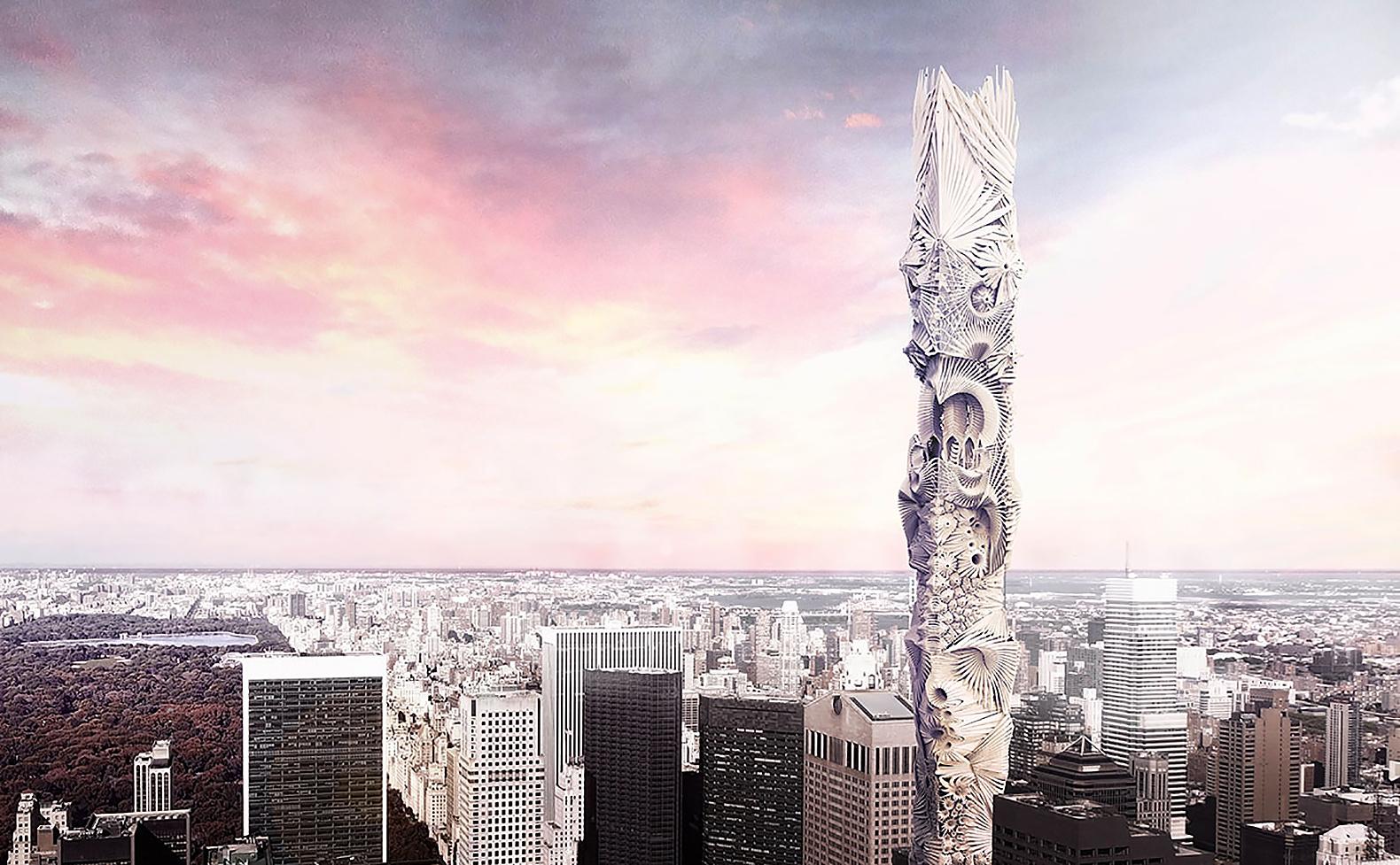 Futuristic-Skyscrapers